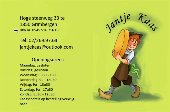 Jantje Kaas